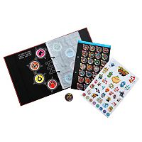 Yo-kai Watch Medallium Collection Book by Hasbro