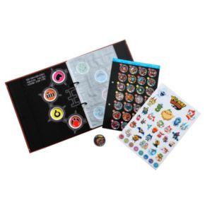 Yo-kai Watch Medallium Collection Book by Hasbro