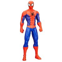 Marvel Titan Hero Series Spider-Man Figure by Hasbro