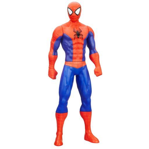 Marvel Titan Hero Series Spider-Man Figure by Hasbro