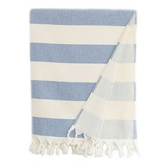 Linum Home Textiles Patara Pestemal Beach Towel