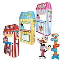 Carnival 4-pc. Stand Up Scene Kit