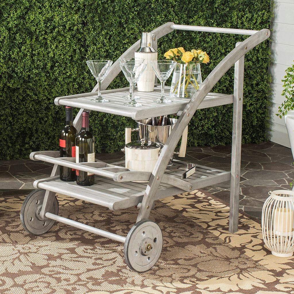 Safavieh Lodi Tea Bar Cart