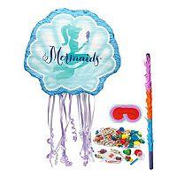 Mermaids Under the Sea Piñata Kit