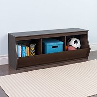 Prepac Fremont 3-Bin Cubby Storage