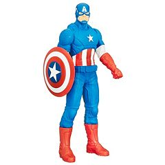 Marvel Titan Hero Series 20 in Captain America by Hasbro