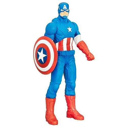 Marvel Titan Hero Series 20-in. Captain America by Hasbro