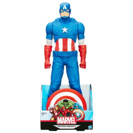 Marvel Titan Hero Series 20-in. Captain America by Hasbro