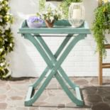Safavieh Covina Patio Tray Table