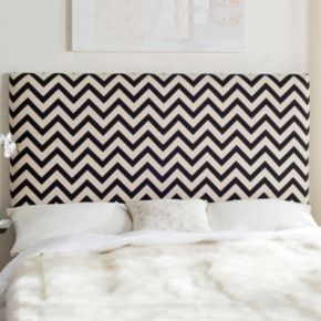 Safavieh Ziggy Chevron Headboard