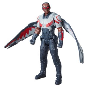 Captain America: Civil War Falcon Electronic Titan Hero Figure