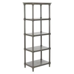 Safavieh Odessa 4-Shelf Bookshelf