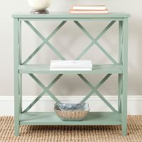 Safavieh Liam Open 2-Shelf Bookshelf