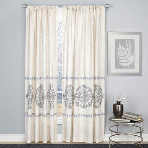 1888 Mills Mandala Window Curtain