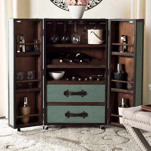 Safavieh Grayson Bar Cabinet