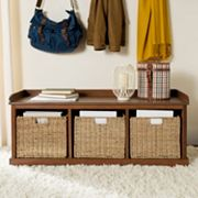 Safavieh Lonan Storage Bench