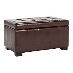 Safavieh Manhattan Storage Bench