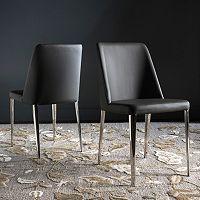 Safavieh Baltic Side Chair 2-piece Set