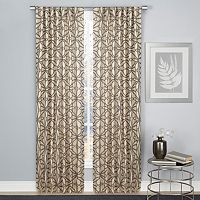 1888 Mills Circle Geo Window Curtain