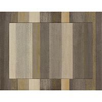 United Weavers Contours Harmon Framed Geometric Rug