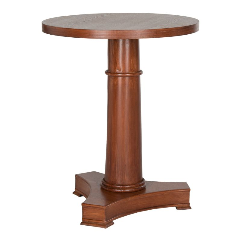 Safavieh Tanner End Table, Brown