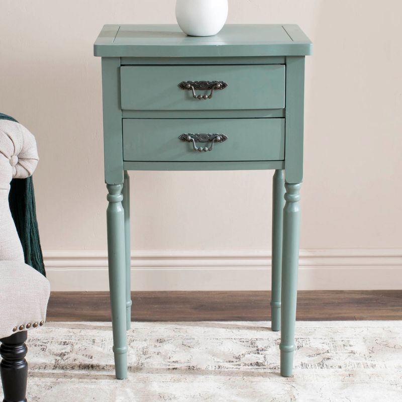 Safavieh Marilyn End Table, Grey