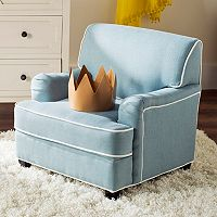 Kids Safavieh Moppett Club Arm Chair