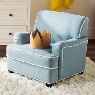 Kids Safavieh Moppett Club Arm Chair