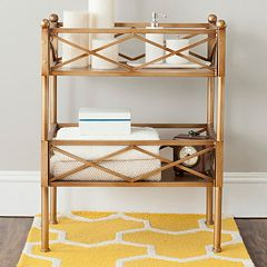 Safavieh Amese 2-Shelf Storage Stand