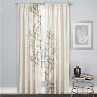 1888 Mills Hamilton Leaf Curtain