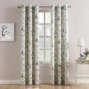 No 918 1-Panel Montego Esther Window Curtain