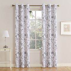 No 918 1-Panel Montego Esther Window Curtain