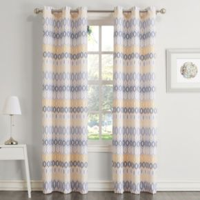 No918 Montego Alvin Window Curtain