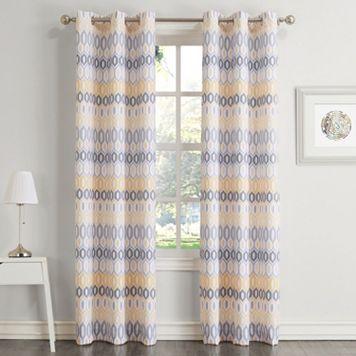 No918 Montego Alvin Window Curtain