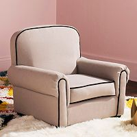 Kids Safavieh Tiny Tycoon Club Arm Chair