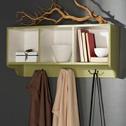 Safavieh Alice 3-Hook Wall Shelf