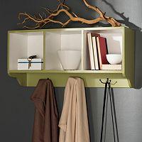 Safavieh Alice 3-Hook Wall Shelf