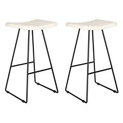Safavieh Akito Bar Stool 2-piece Set