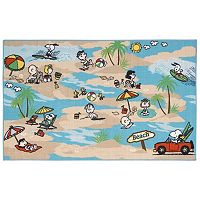 Peanuts Friends Beach Rug - 39