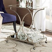 Safavieh Ignatius Bar Cart