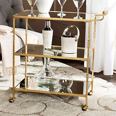 Safavieh Aurelius Bar Cart