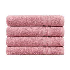 Linum Home Textiles Denzi 4-pack Hand Towels