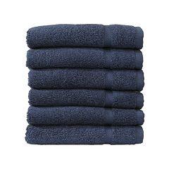 Linum Home Textiles Denzi 6-pack Washcloths