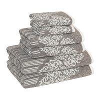 Linum Home Textiles Gioia 6-piece Towel Set