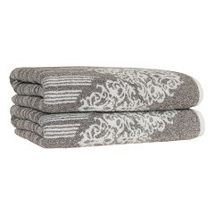 Linum Home Textiles Gioia 2-pack Bath Towels