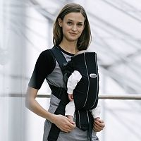 BabyBjorn Baby Carrier Original -Black