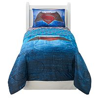 Batman vs. Superman World's Finest Bed Set