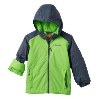 Boys 4-7 Columbia OUTGROWN Thermal Coil Hooded Jacket