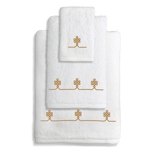 Linum Home Textiles Lattice 3-piece Towel Set