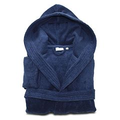 Linum Home Textiles Kids Hooded Terry Bathrobe
